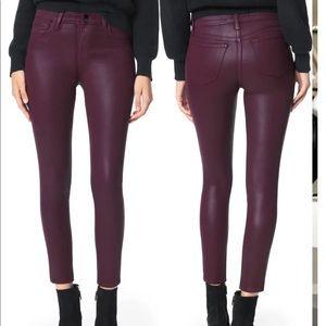 JOE'S The Charlie High Rise Skinny Ankle Jeans NWT